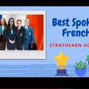 ¡Felicitaciones! to Strathearn Modern Languages Department