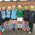 Strathearn U13s on ball patrol for Ireland vs Scotland