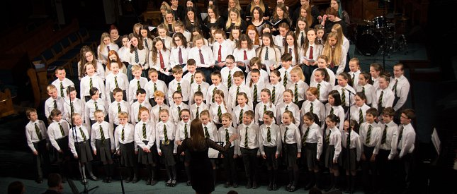 Spring Concert in aid of Leukaemia and Lymphoma NI