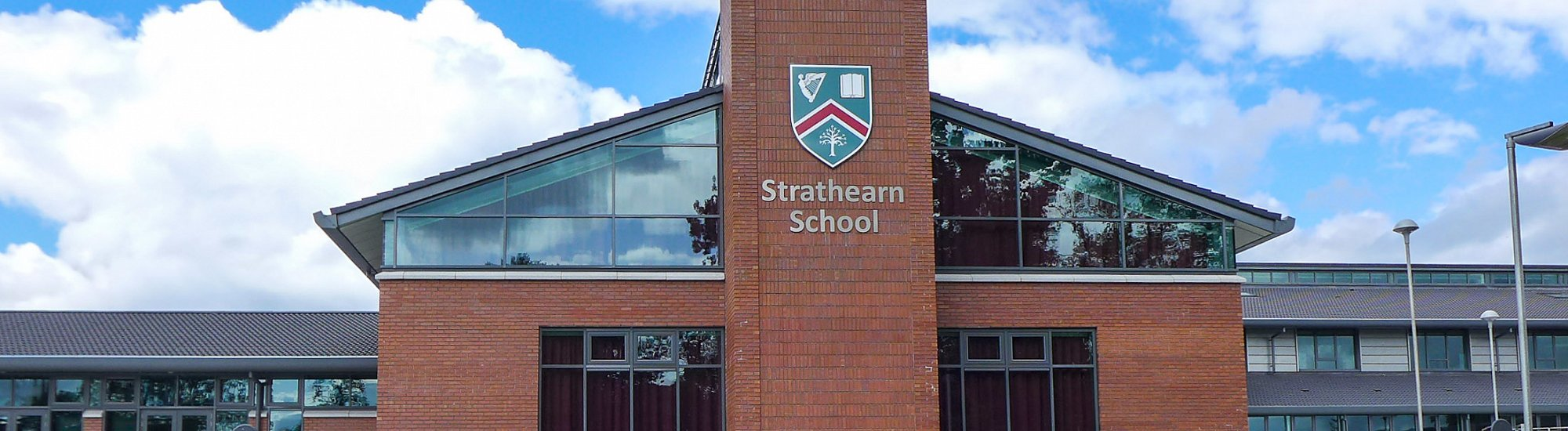 School Closure Strathearn School will be closed on Monday 16 October due to adverse weather conditions