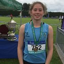 Strathearn girls jump their way to the top at the Irish Schools' Athletics Championships