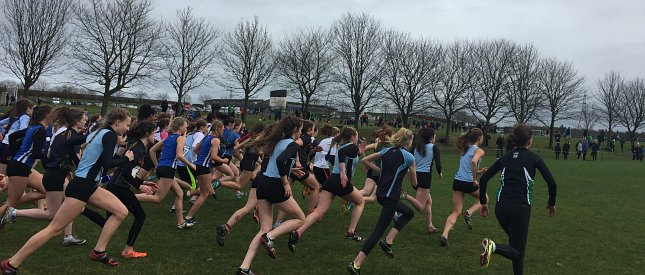 Strathearn crowned Overall Ulster Schools' Cross Country Champions!