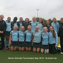 1st XI reach Final of National Playing Fields Tournament