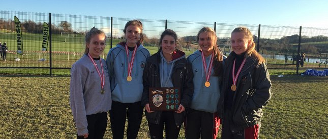 Strathearn crowned Mini & Senior Co Down Cross Country Champions