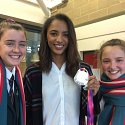 Strathearn Welcomes World Silver Medalist