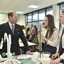 Prince Edward officially opens Strathearn School New Build