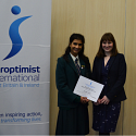 Northern Ireland final of the Soroptimist International Public Speaking Competition
