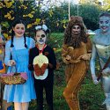 Wizard of Oz school production